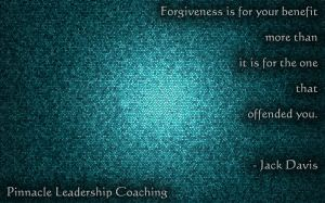 Forgiveness - quote
