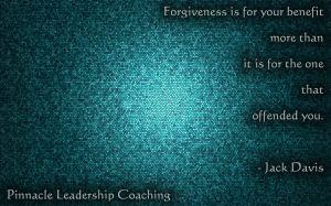 Forgiveness - quote