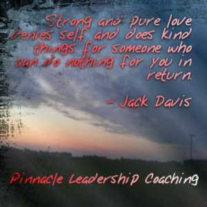 strong and pure love - quote