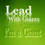 Lead With Giants - I'm a Giant